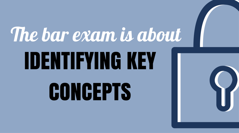 Identifying Key Concepts