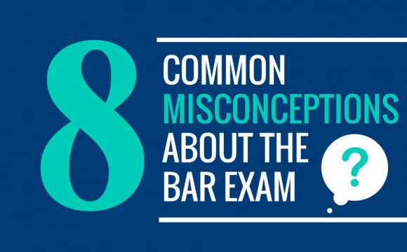 8 Common Misconceptions About The Bar Exam